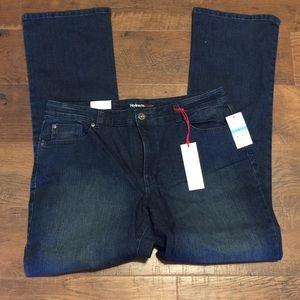 Style & co. Dark wash jeans